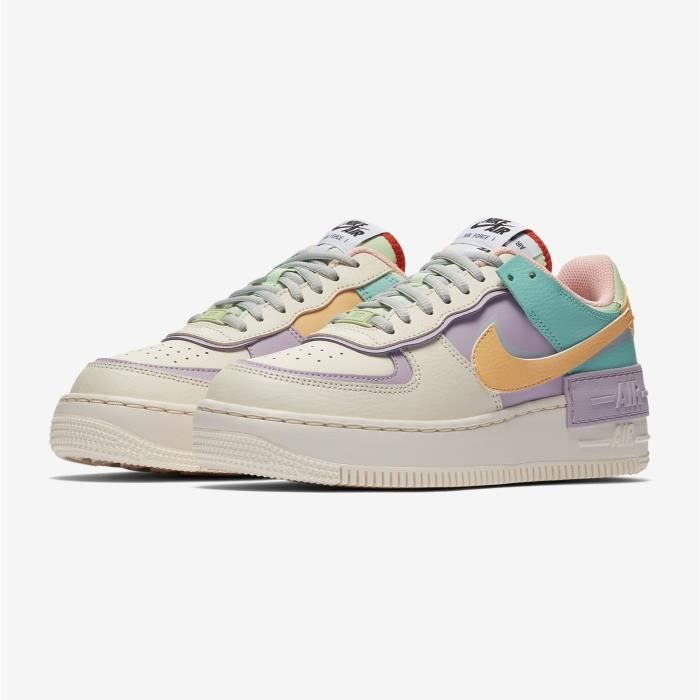 air force one chaussure femme,Nike AIR FORCE 1 SAGE LOW W Blanc ...
