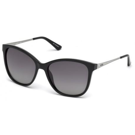 Outlet le plus récent lunette soleil guess femme Fuchsia Rose, Noir ... 2d8c2ba0c49d
